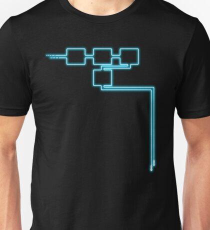 Light Tracing (W) Unisex T-Shirt