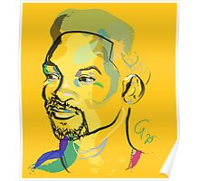 Jiggy Will Smith Poster