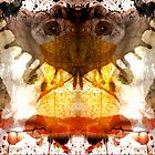 Rorschach ~ A Self Portrait by leapdaybride