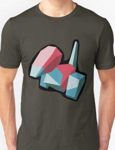 Porygon Stylized Vector Unisex T-Shirt