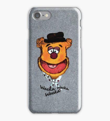 Wacka Wacka Wacka iPhone Case/Skin