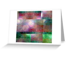 Abstract Composition—June 21, 2012 Greeting Card