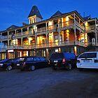 Grand Pacific Hotel (1875). Lorne, Victoria, Australia. by Ralph de Zilva