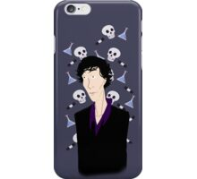 sherlock cover iPhone Case/Skin