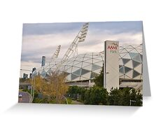 Too Many Angles! Greeting Card