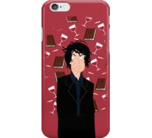 bernard black iPhone Case/Skin