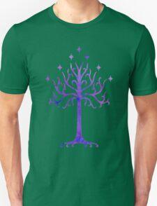 LOTR // TREE OF GONDOR // MINIMALIST POSTER Unisex T-Shirt