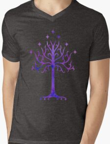 LOTR // TREE OF GONDOR // MINIMALIST POSTER Mens V-Neck T-Shirt