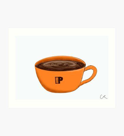 Peet's Coffee Art Print