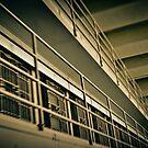 Alkatraz Lock Up room by Luke Donegan