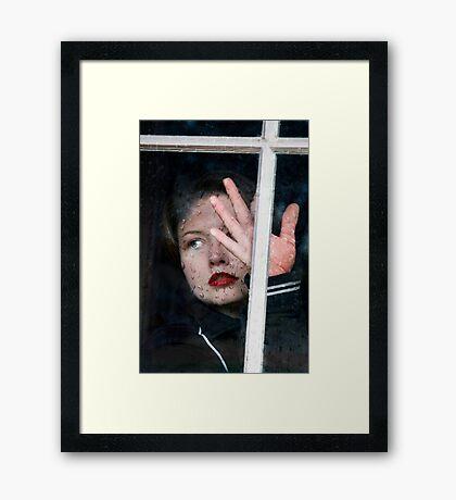 Lauren Framed Print