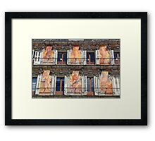 Memories of Spain 14 - Plaza Mayor Framed Print
