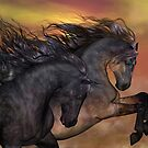 The Horse by Valerie Anne Kelly