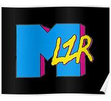 MLZR - Major Lazer Poster