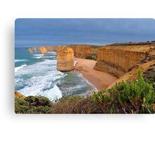 Twelve Apostles. Port Campbell National Park, Victoria, Australia. (2) Canvas Print