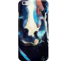 Horse-  Read my lips and cuddle my nose iPhone Case/Skin
