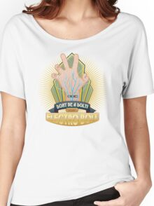 Electro Bolt Women's Relaxed Fit T-Shirt