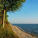 It was a wonderful morning at the Baltic Sea by jchanders
