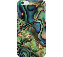 Black Holes art iPhone Case/Skin