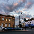 Toowoomba CBD Sunset by Tim Swinson