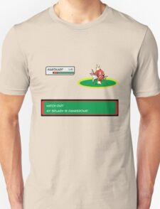 Beware of SPLASH! T-Shirt