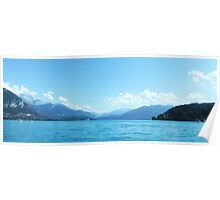 Lac d'Annecy Poster