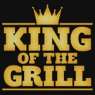 King of the Grill by KRDesign