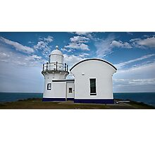 Tacking Point Lighthouse  ~  Port Macquarie NSW Photographic Print