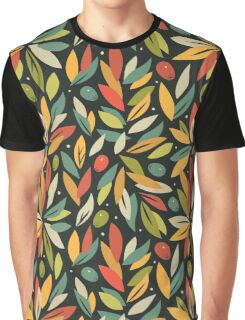 Olive branches Graphic T-Shirt