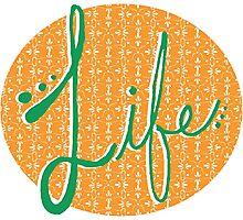 Life  Photographic Print