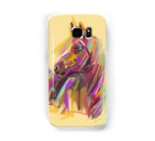 Horse True colours Samsung Galaxy Case/Skin
