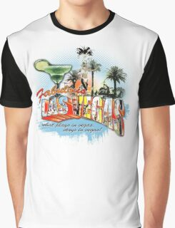 les vegas Graphic T-Shirt