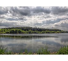Cool Lake Photographic Print