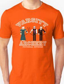Varsity Archery (Fictional Division) Unisex T-Shirt