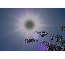 TOTAL ECLIPSE OF THE HEART Photographic Print