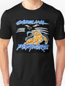 PANTHERS BLACK Unisex T-Shirt