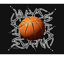 basketball Photographic Print