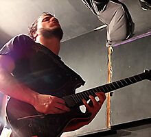 Chimaira - The Rescue Rooms (Nottingham, UK) - 18/03/12 (Image 32) by Ian Russell