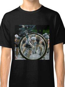 Bicycle Tour en France, Giro, race Classic T-Shirt