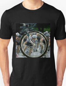 Bicycle Tour en France, Giro, race Unisex T-Shirt