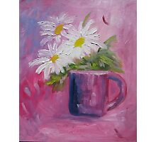Cup of Sunshine Photographic Print