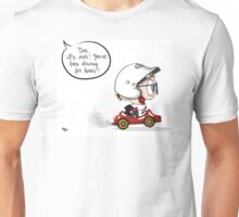 "LH Vol3 March ""Forever driving in puddles"" Unisex T-Shirt"