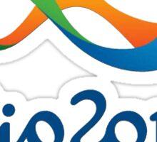 LOGO Rio 2016 Olympics & Paralympics - Summer Games in Brazil Sticker