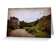The Fells Estate Greeting Card