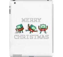 Merry Christmas - BMO iPad Case/Skin