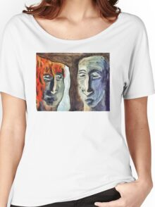 Mirroring - Retrospect Women's Relaxed Fit T-Shirt