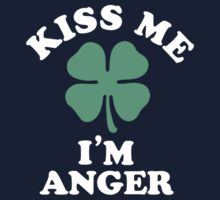 Kiss me, Im ANGER by theoror