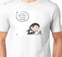 "LH Vol3 May ""Script corrections"" Unisex T-Shirt"