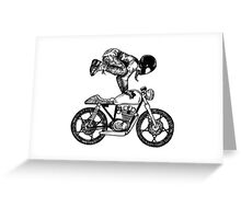 MotoYogi - Women Who Ride Greeting Card