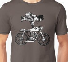 MotoYogi - Women Who Ride Unisex T-Shirt